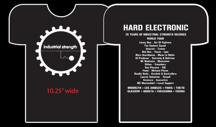 Industrial Strength Records