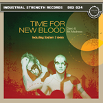 ISR DIGI 024 Dano & Mr Madness - Time for New Blood