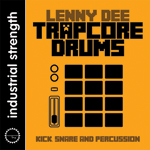 Lenny Dee - Trapcore Drums Sample Pack