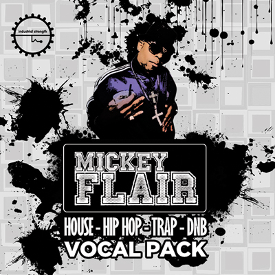 Mickey Flair - Vocal Pack